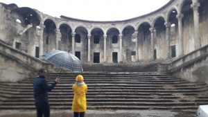 Chiatura tour - Pioniers Palace
