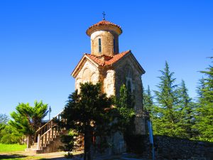 Canyon and Cave Tour from Kutaisi - Martvili Monastery