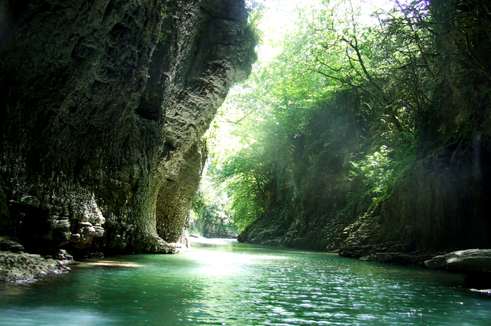 Canyon and Cave Tour from Kutaisi